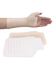 Rolyan Wrist and Thumb Spica Splint with IP Immobilization