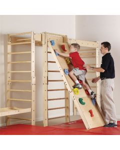 Sammons Preston Climbing Wall and Indoor Activity Fun Gym
