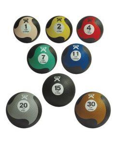 CanDo Rubber Medicine Balls