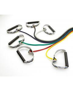 TheraBand Tubing with PVC Handles
