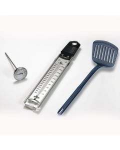 Splinting Thermometers & Turner
