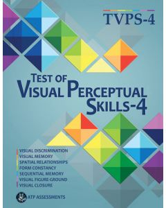 Test of Visual Perceptual Skills-4, TVPS-4