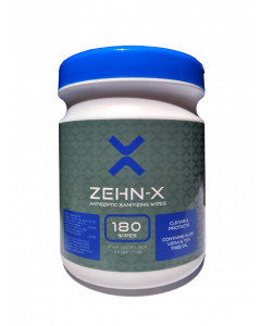 Zehn-X Sanitizing WIpes