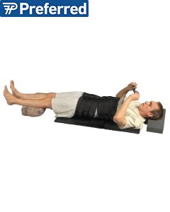 Saunders Lumbar Home Traction Device