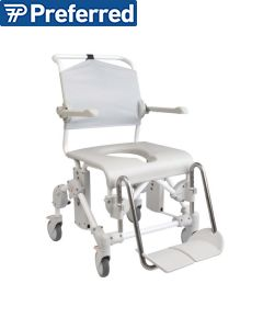 Etac Swift Mobile Shower/Commode Chairs