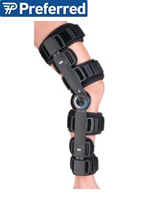 Rolyan Defender Post-Op Knee Brace