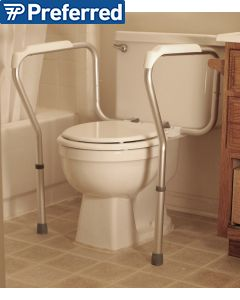 Homecraft Adjustable Toilet Safety Frame