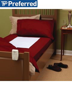 Sammons Preston Bed Sensor Pad on Bed