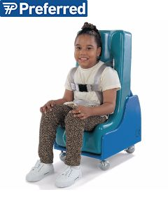 Feeder Seat Mobile Floor Sitter