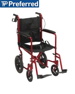 Drive Lightweight Expedition Aluminum Transport Chair