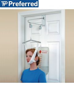 Sammons Preston® Economy Overdoor Traction with Waterbag