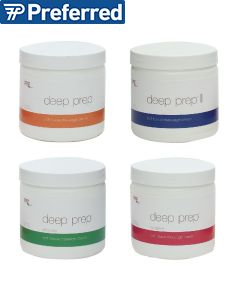 Rolyan Deep Prep Tissue Massage Creams