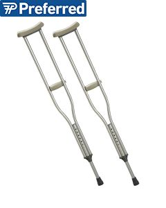 Days Standard Aluminum Crutches