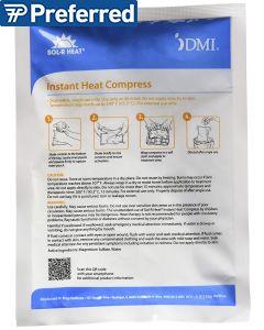 DMI Instant Compresses