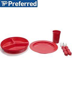 Maddak Redware Tableware