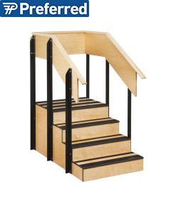 Metron Value One-Sided Staircase