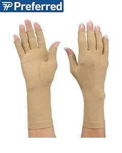 Rolyan Compression Wrist Length Gloves