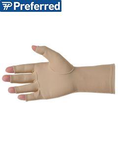 Over-the-Wrist Edema Gloves - Open Finger