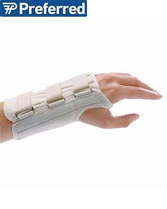 Rolyan Beige D-Ring Wrist Braces