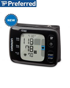 Omron 7 Series Wrist Blood Pressure Monitor Wireless Bluetooth