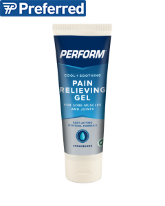 Perform Pain Relieving Gel 4 oz Tube