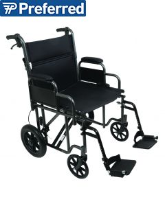 ProBasics Bariatric Transport Chair Front