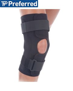 RolyanFit Wraparound Hinged Knee Brace