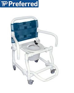 Shower/Commode Chair