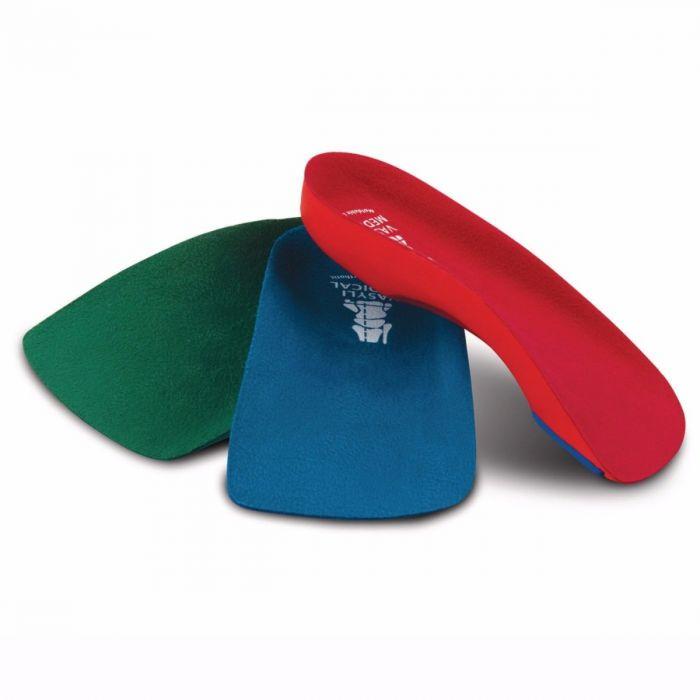 Vasyli Custom 3/4 Length Insoles