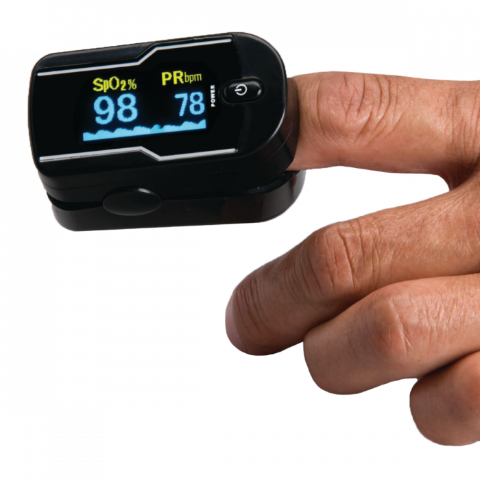 Sammons Preston Finger Pulse Oximeter | Performance Health