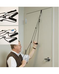 Reach N Range Pro Shoulder Pulley with Web Strap