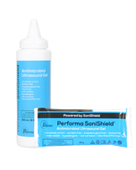 Sonishield Antimicrobial Ultrasound Gel Family