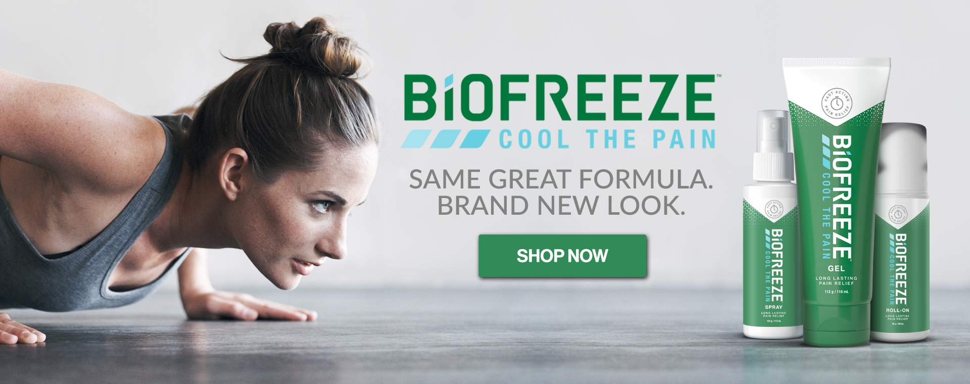 Biofreeze Pain Relief