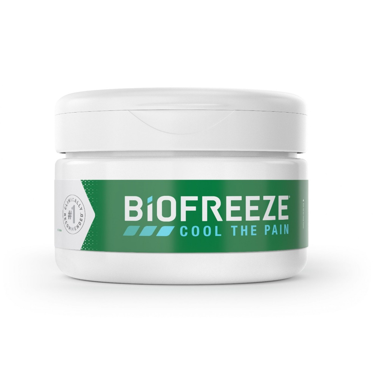 biofreeeze cream in jar