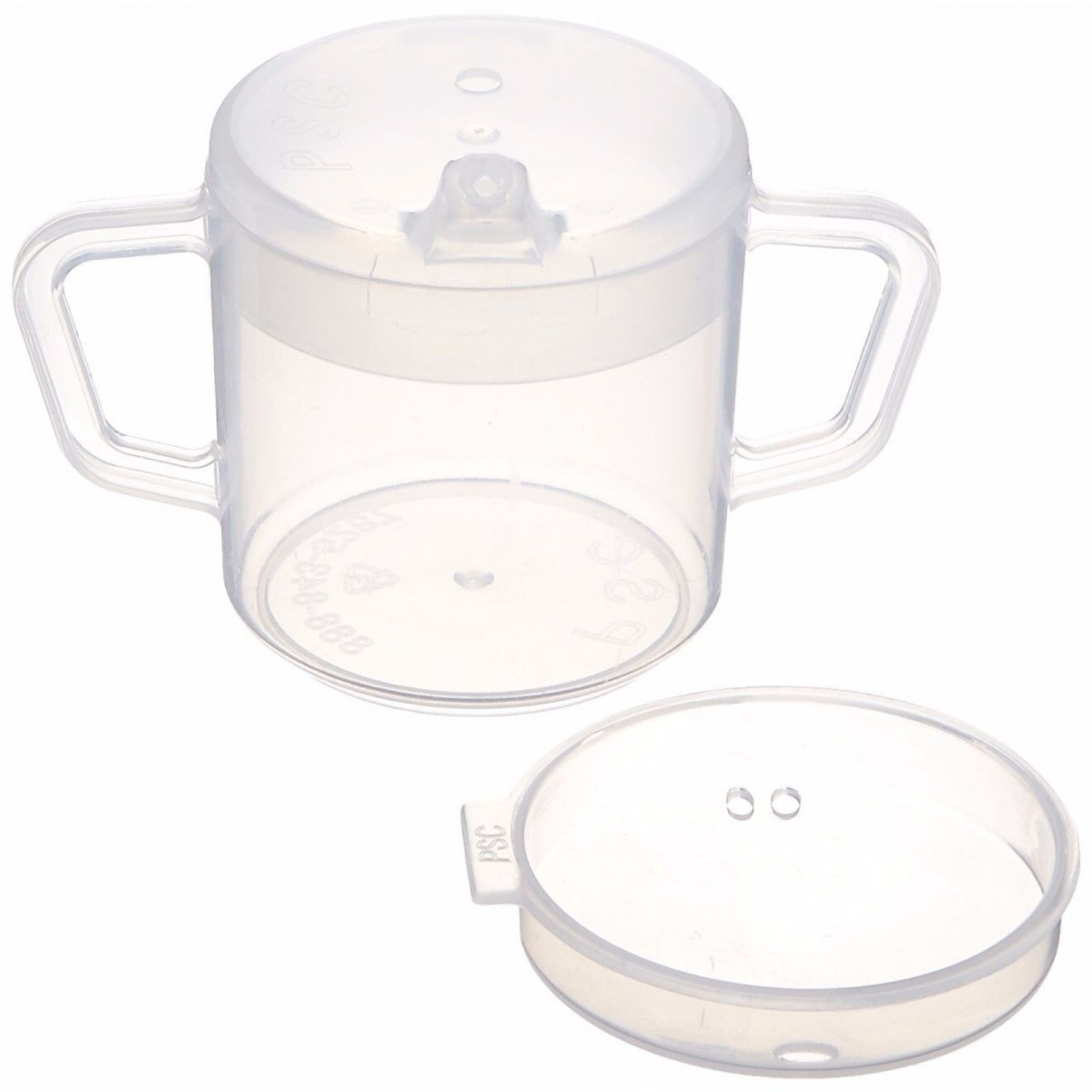 cups with two handles