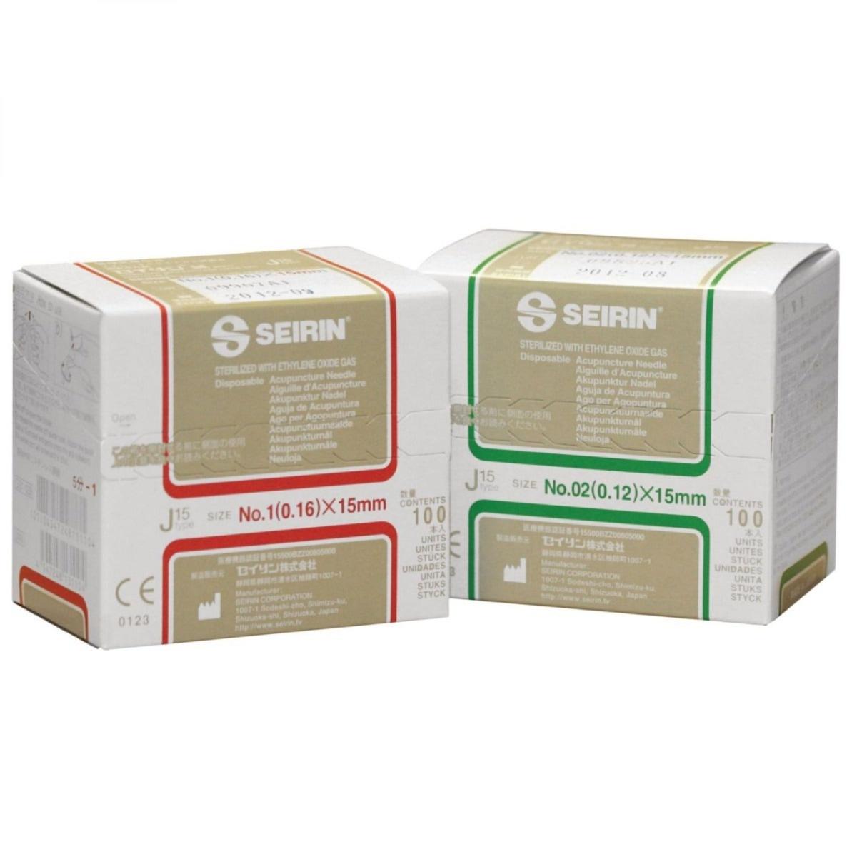 Box of dry needling needles
