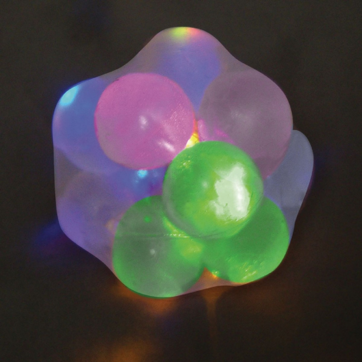 Light-Up Molecule Ball