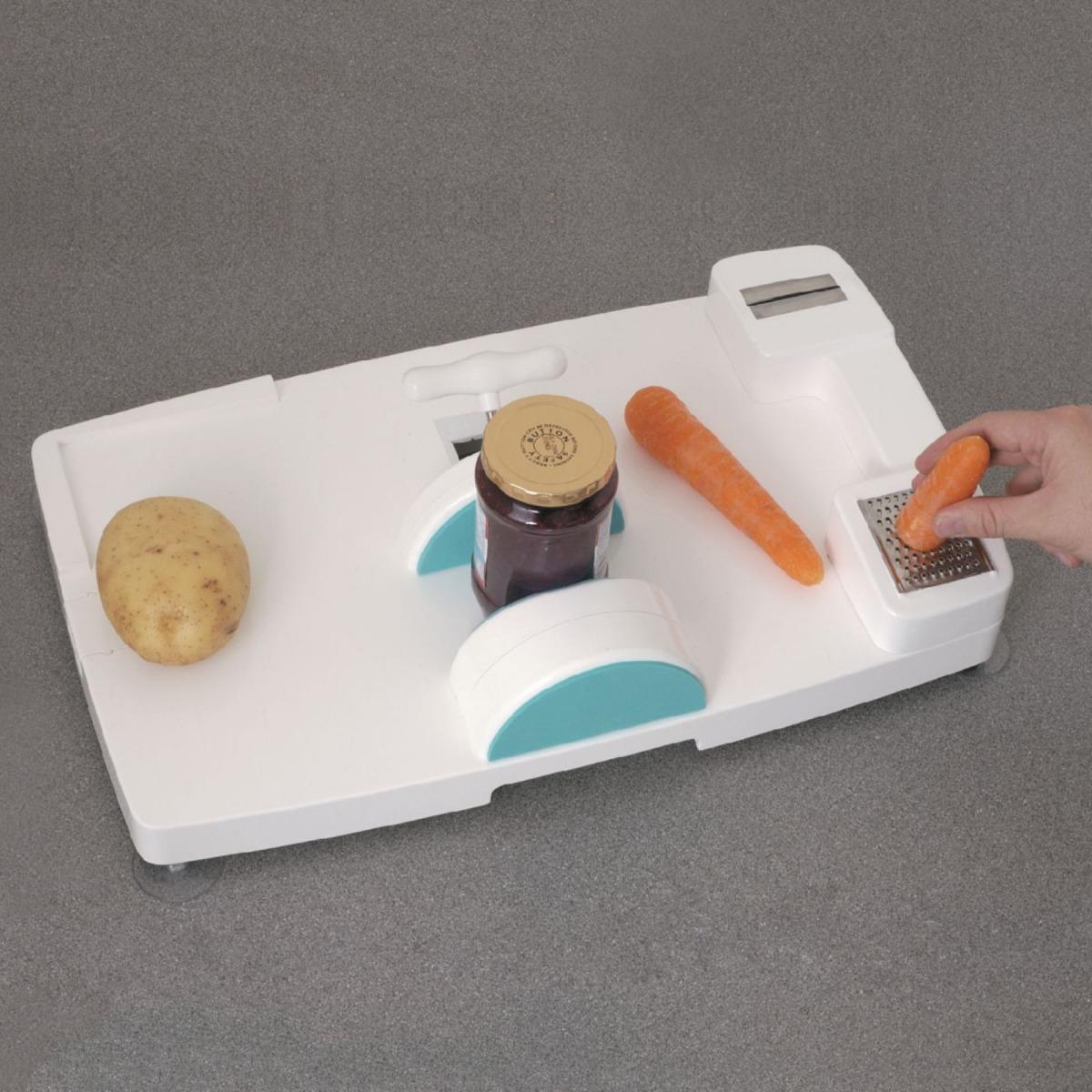 Adaptive Kitchen Workstation