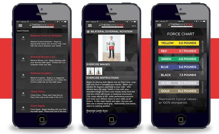 theraband app
