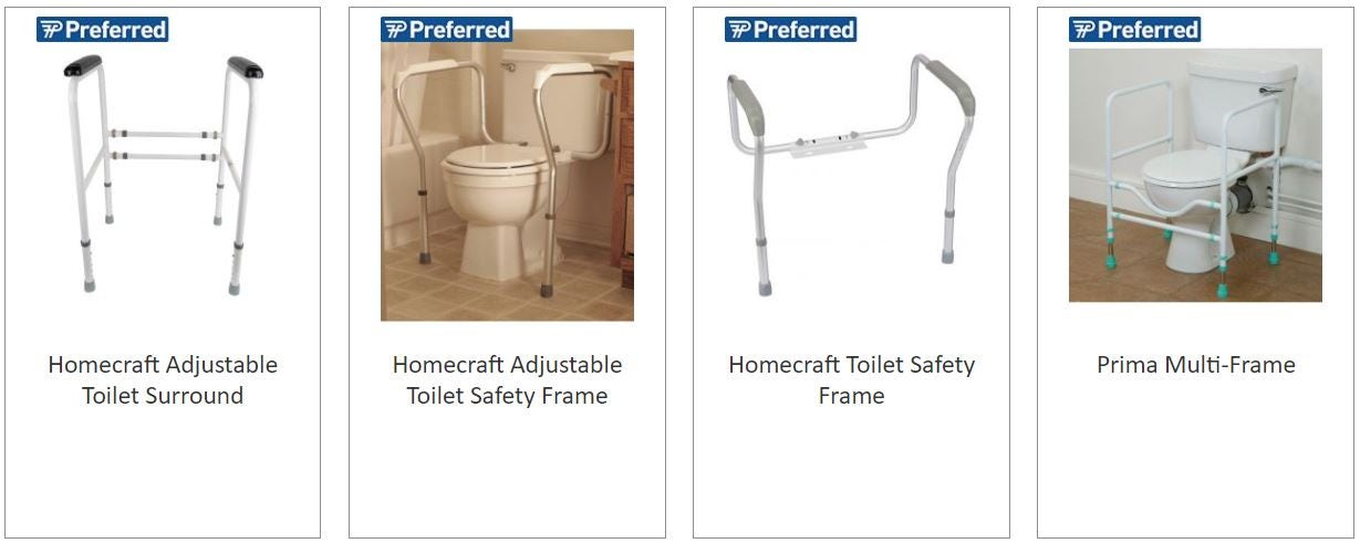 bathroom safety performance preferred