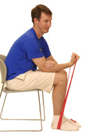TheraBand Wrist Extension