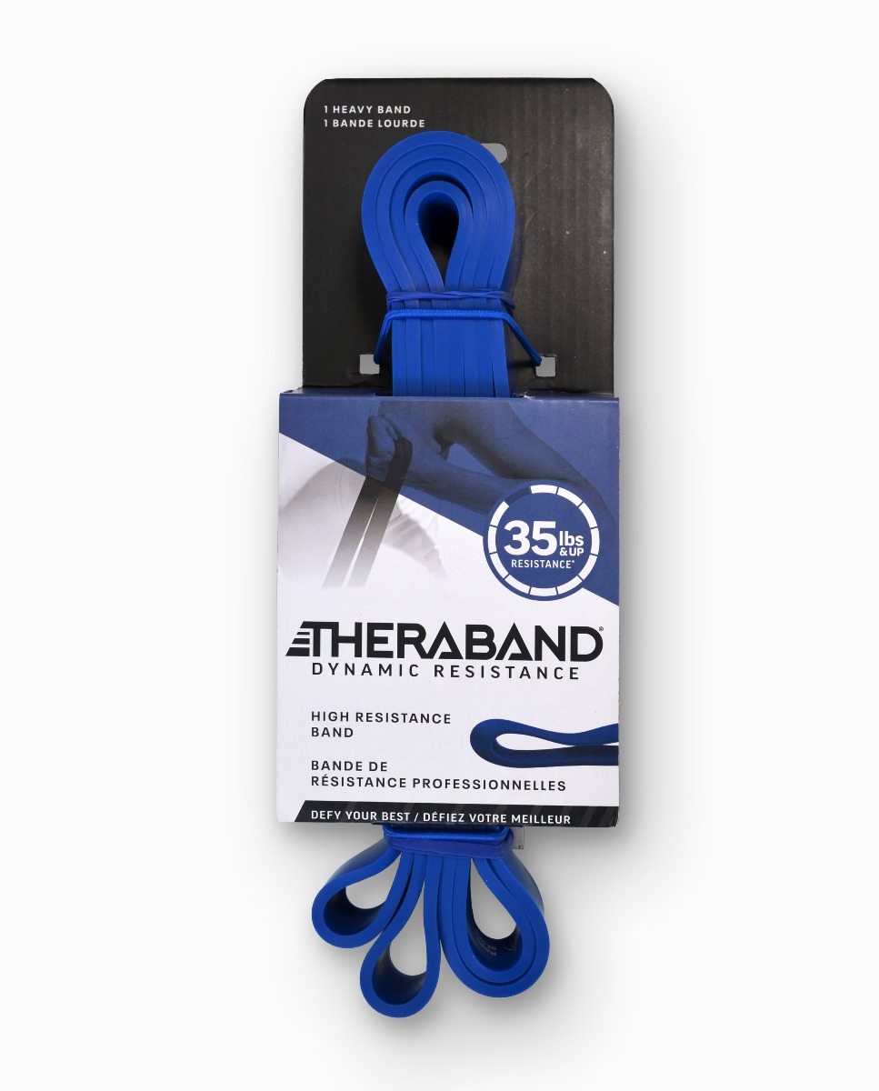 blue theraband hrb