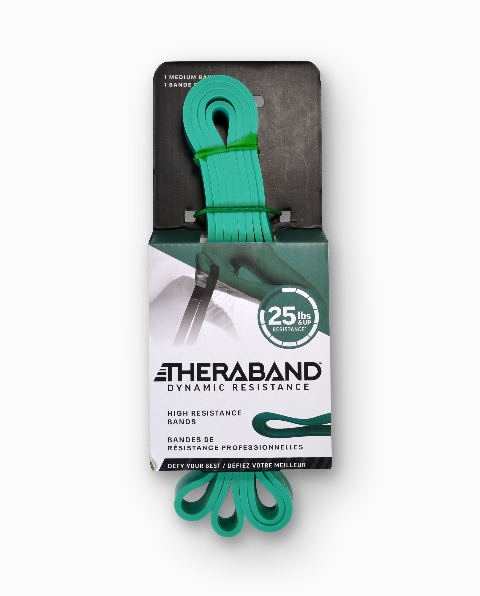 green theraband hrb