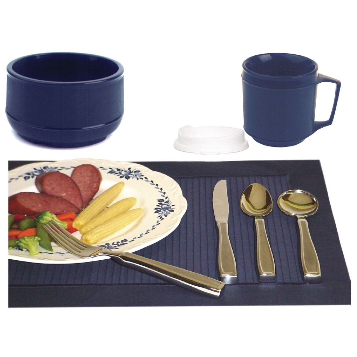 Weighted Dining Kit W