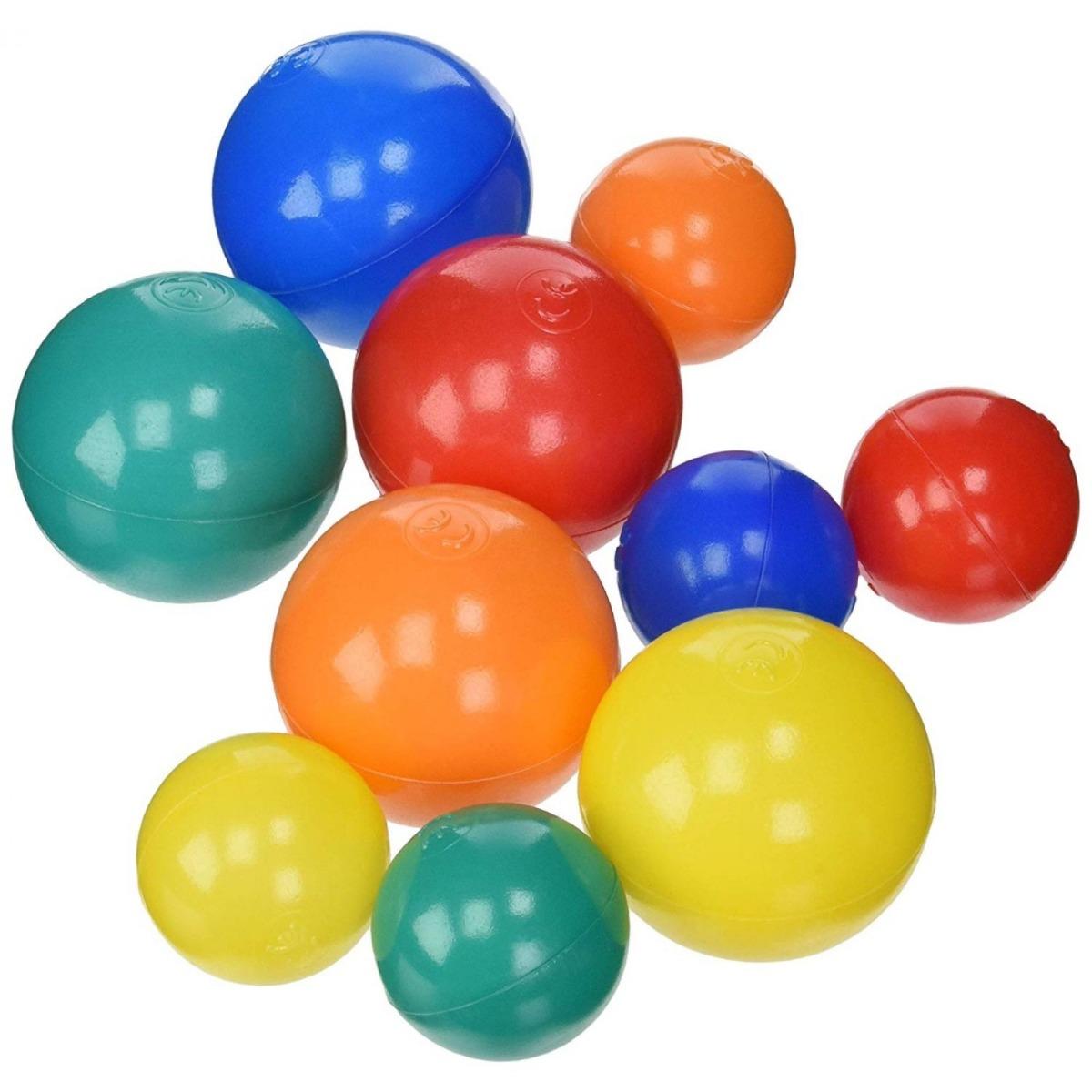 Assorted Pool Balls