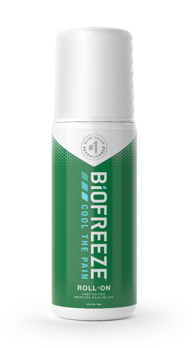 Biofreeze roll on gel