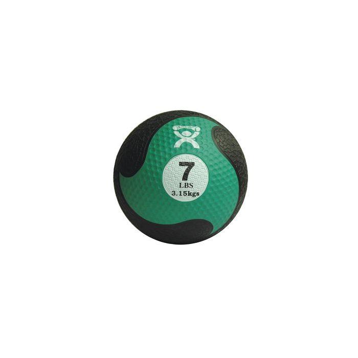 Green 7lb CanDo Medicine Ball
