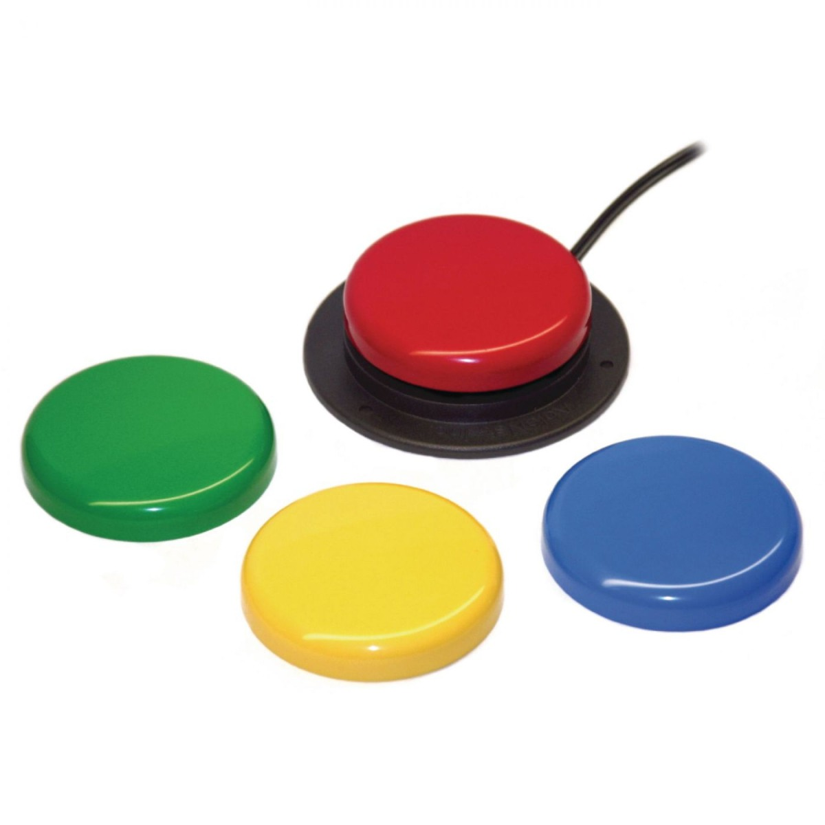 Jelly Bean Twist Adaptive Button Switch