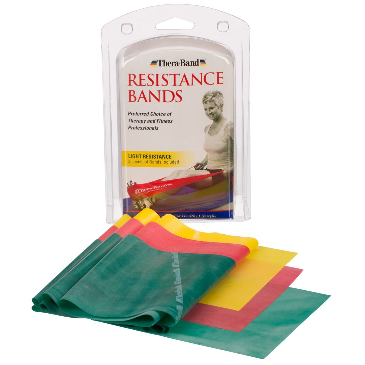 TheraBand Resistance Band Beginner Kit