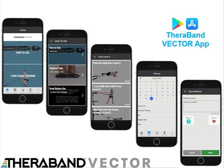 theraband vector app